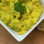 Zesty Guacamole Macaroni and Cheese + Chicken Salad Guac Sandwich Recipes! #TastemakersCAN