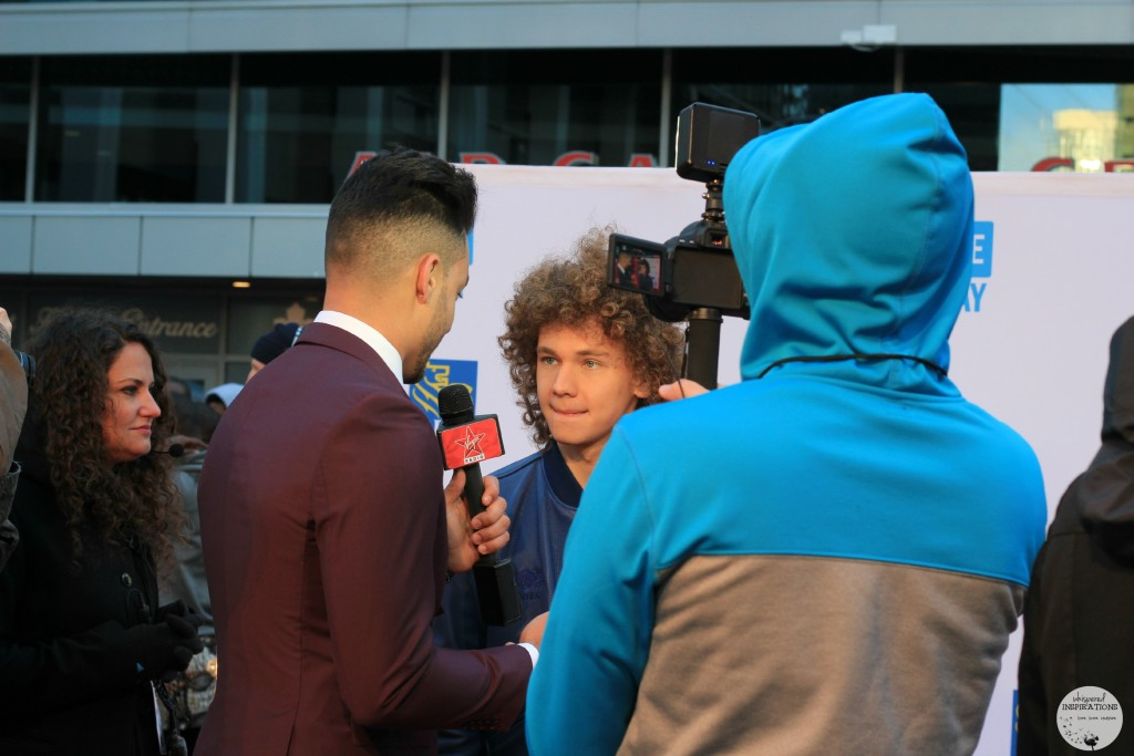 We Day Toronto 2015 Francesco Yates