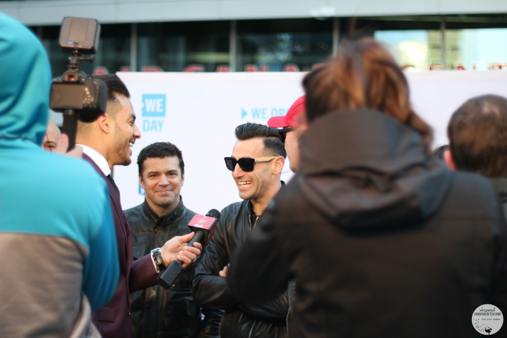 We Day Toronto 2015 Hedley
