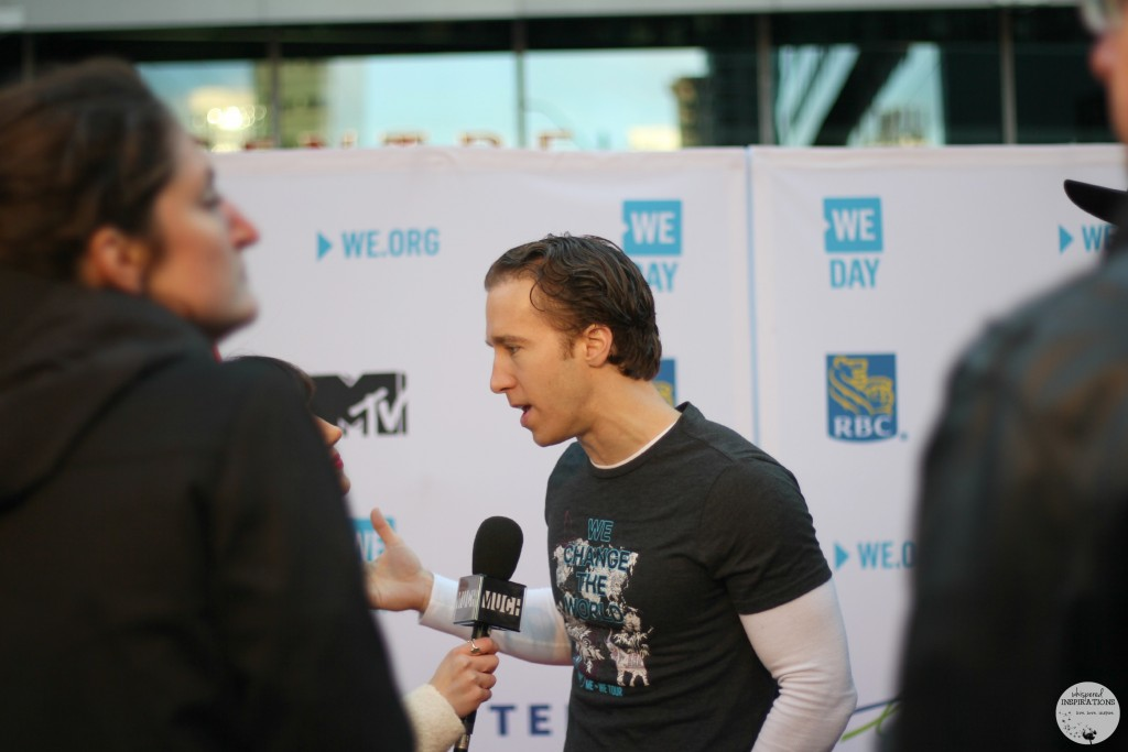 We Day Toronto 2015 Craig Kielburger