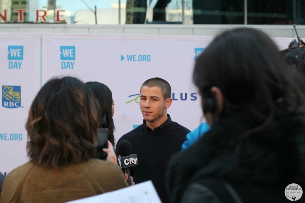 We Day Toronto 2015 -Nick Jonas
