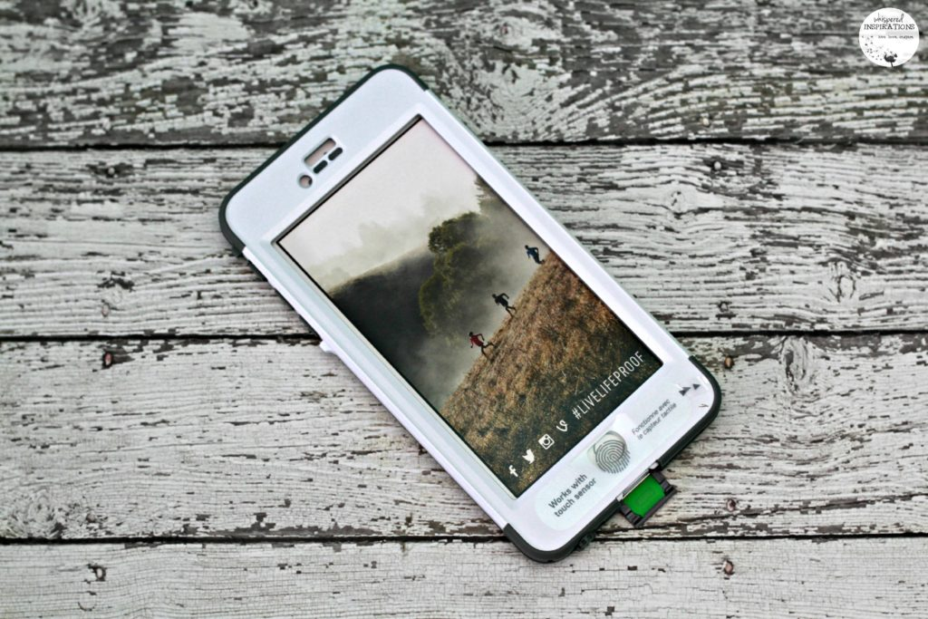 Know No Bounds or Limits with the Lifeproof NÜÜD for the iPhone 6 Plus! #tech
