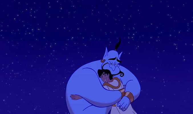 Disney's Aladdin: Diamond Edition NOW Available on Digital HD and Blu-Ray Combo!