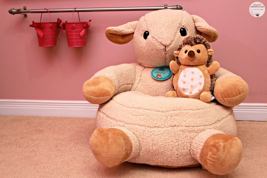 Cuddly Comfeez Sleep Sheep