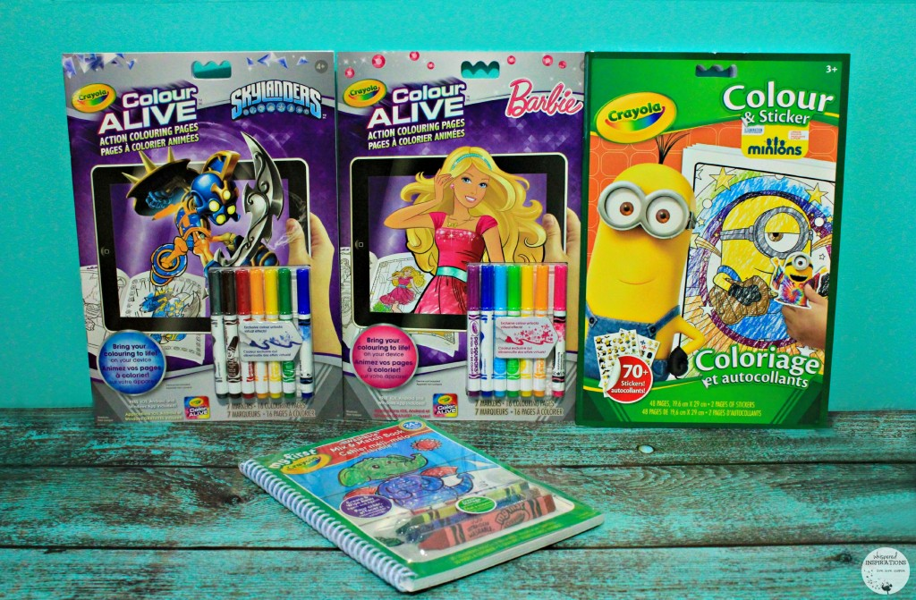 Crayola Holiday Gifts