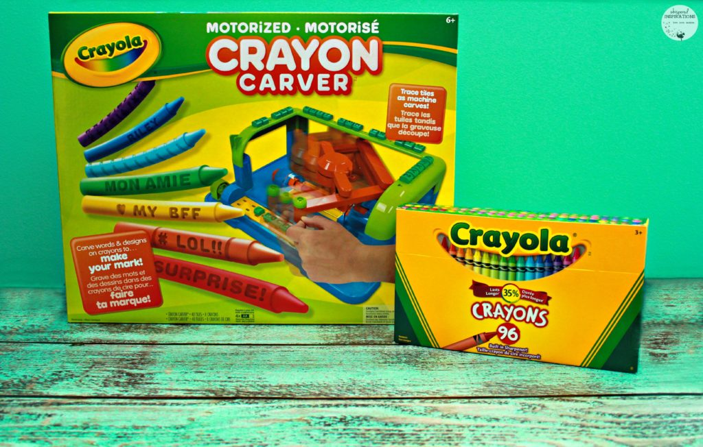Creative Play with Super Fun Crayola Holiday Gift & Stocking Ideas + $60 Giveaway!