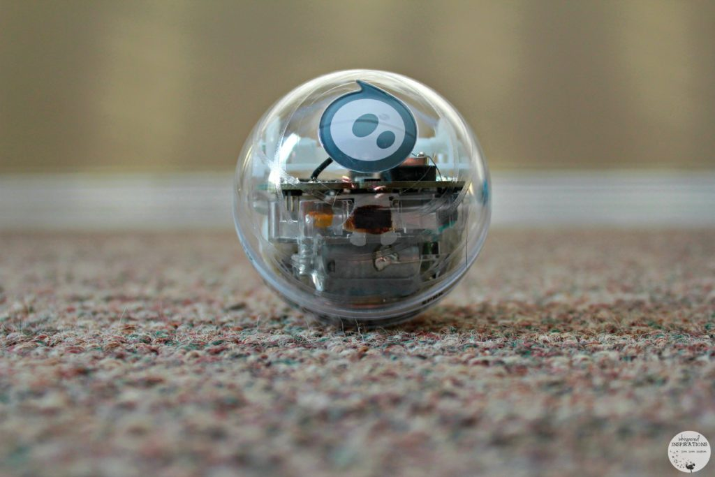 Sphero SPRK Edition: A Robotic Toy That Helps Kids Code & Have Fun + Giveaway!