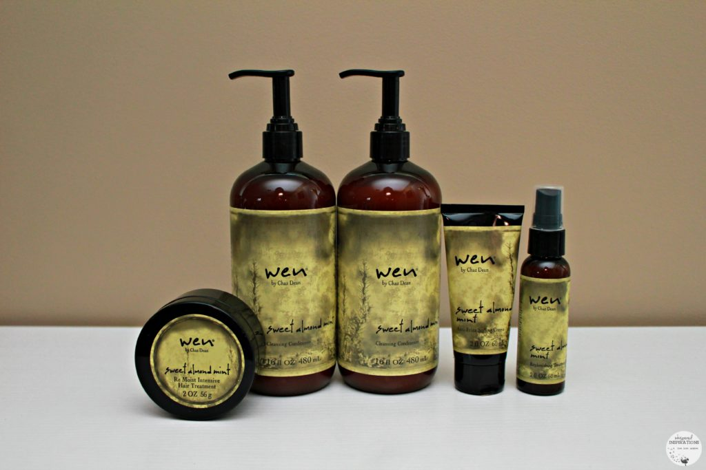 Wen Hair Care by Chaz Dean: My Experience with Wen Cleansing Conditioner.