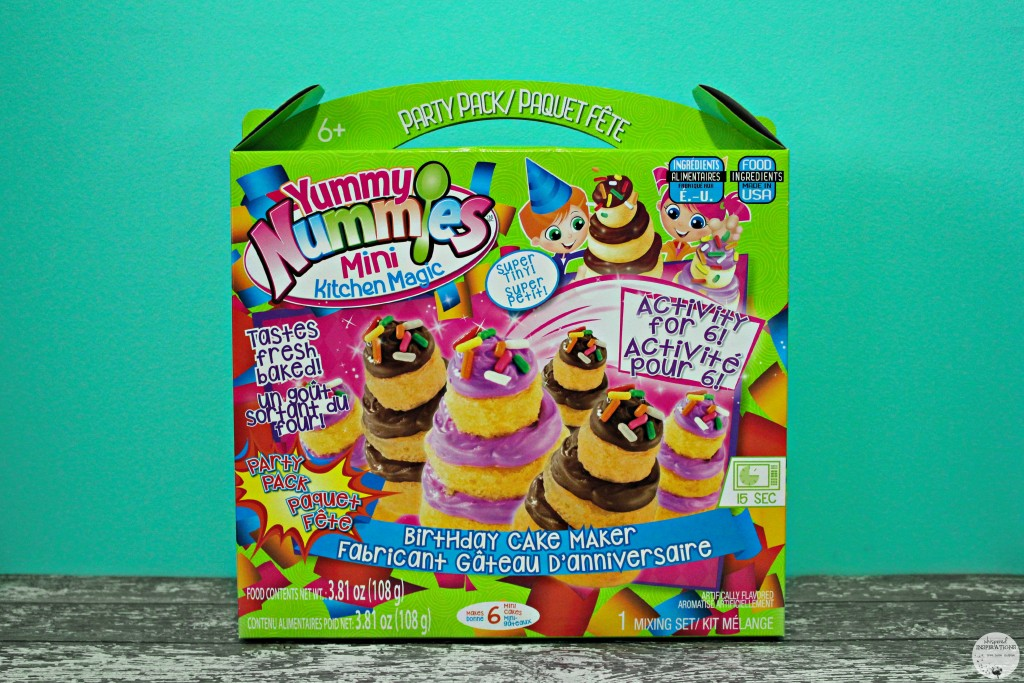 Mix And Make Yummy Treats With Yummy Nummies Make