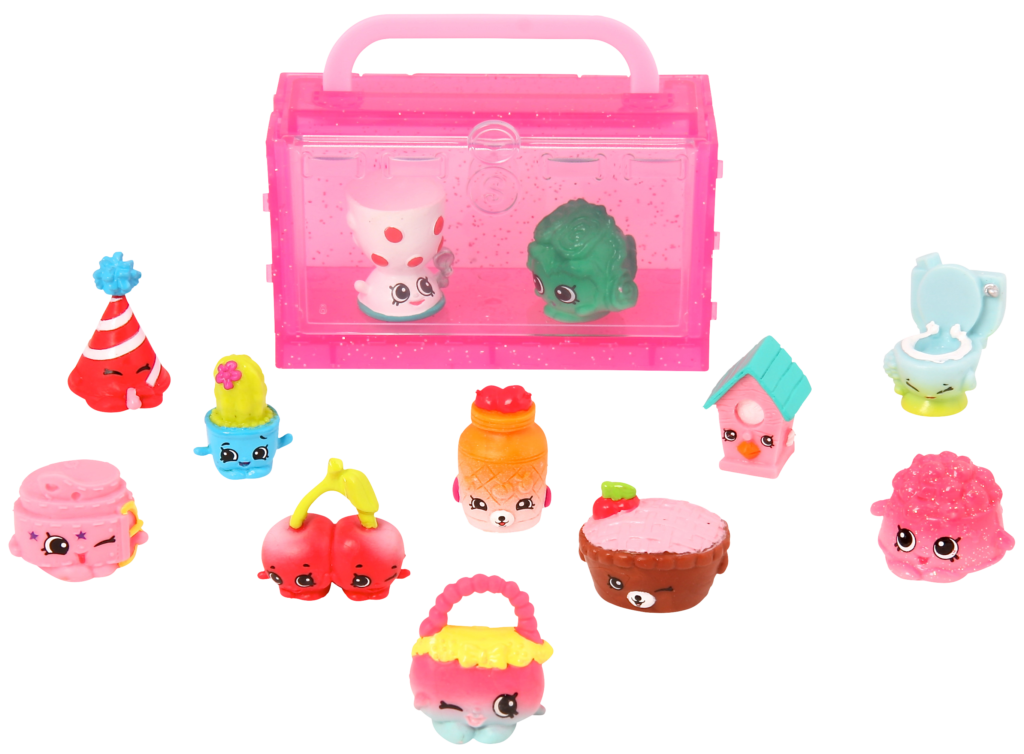 Shopkins Season 4 Collectibles Hit Shelves Today! Now Available at Showcase Across Canada!