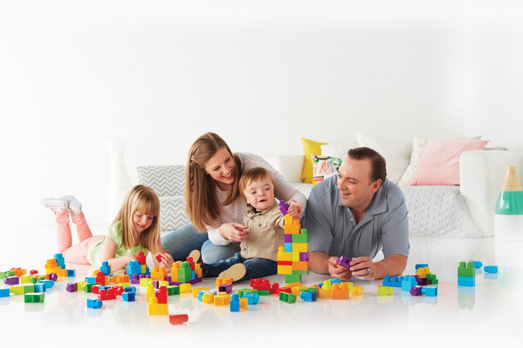 MEGA BLOKS - Lifestyle - Blocks (family)