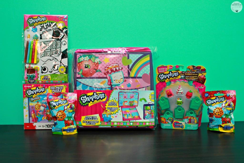 Shopkins Gift Ideas
