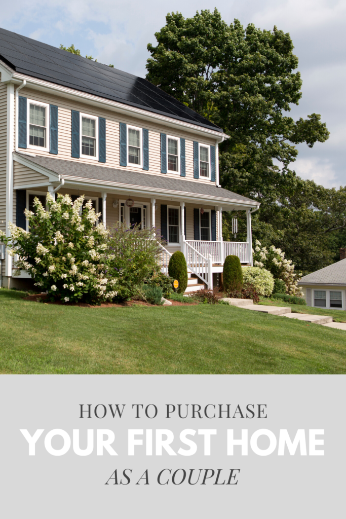 As a couple, one of your dreams is to own a home together right after the wedding! Use these tips to buy your first home as a couple.