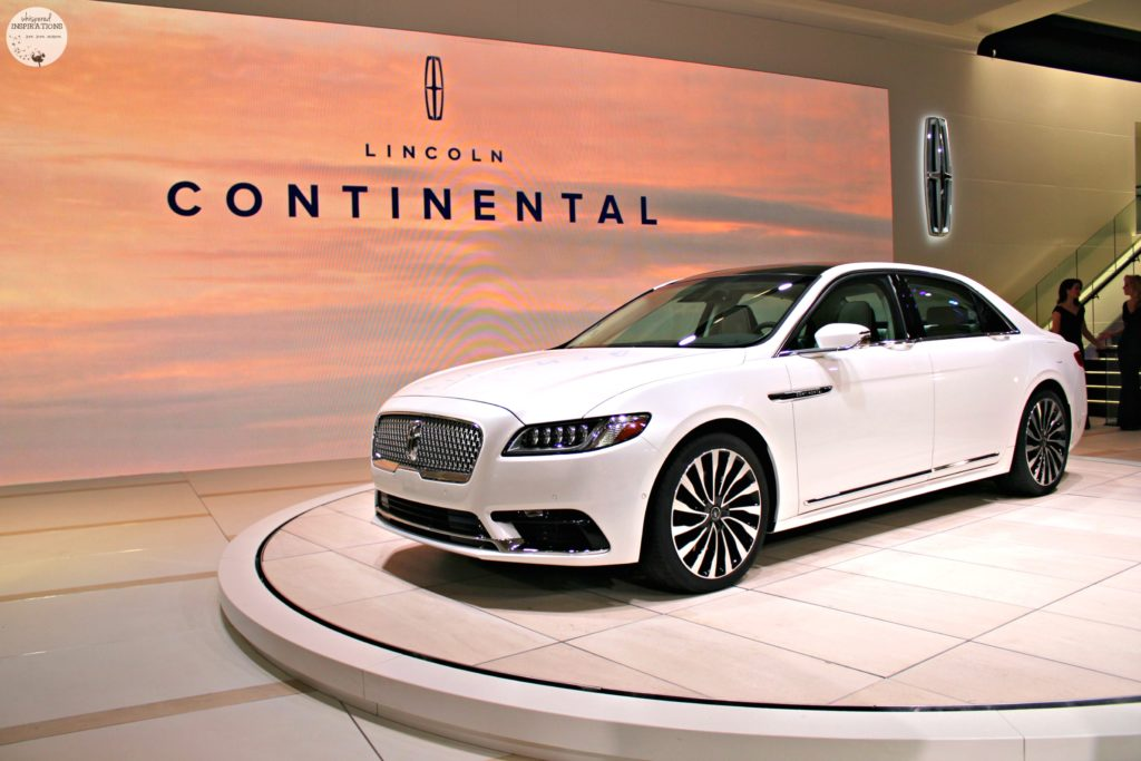 The All-New Lincoln Continental Has Returned: Elegant, Powerful and Quiet Luxury at Its Finest.