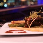 Tantalize Your Taste Buds at Iridescence at Motorcity Casino Hotel. #travel