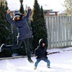 10 Outdoor Winter Activities to Do With Your Kids! #tips