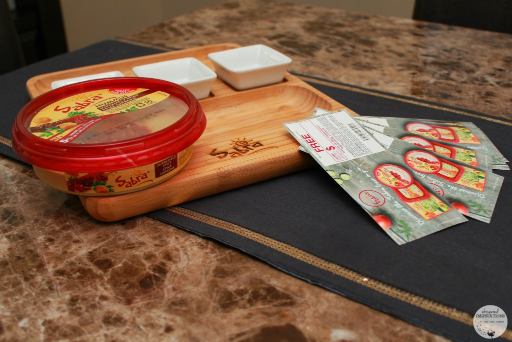 Enter to WIN a Sabra Dip + FPC's!