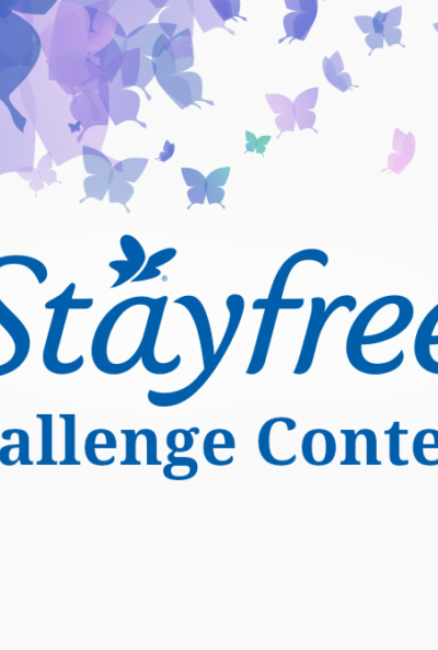 Whispered Inspirations Readers Take Part in the Stayfree Challenge Contest to WIN $200 Gift Card!