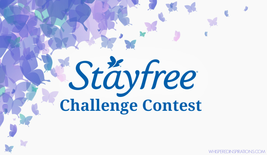 25 Readers Are Taking the Stayfree Challenge for a Chance at a $200 GC! #StayFreeChallengeContest