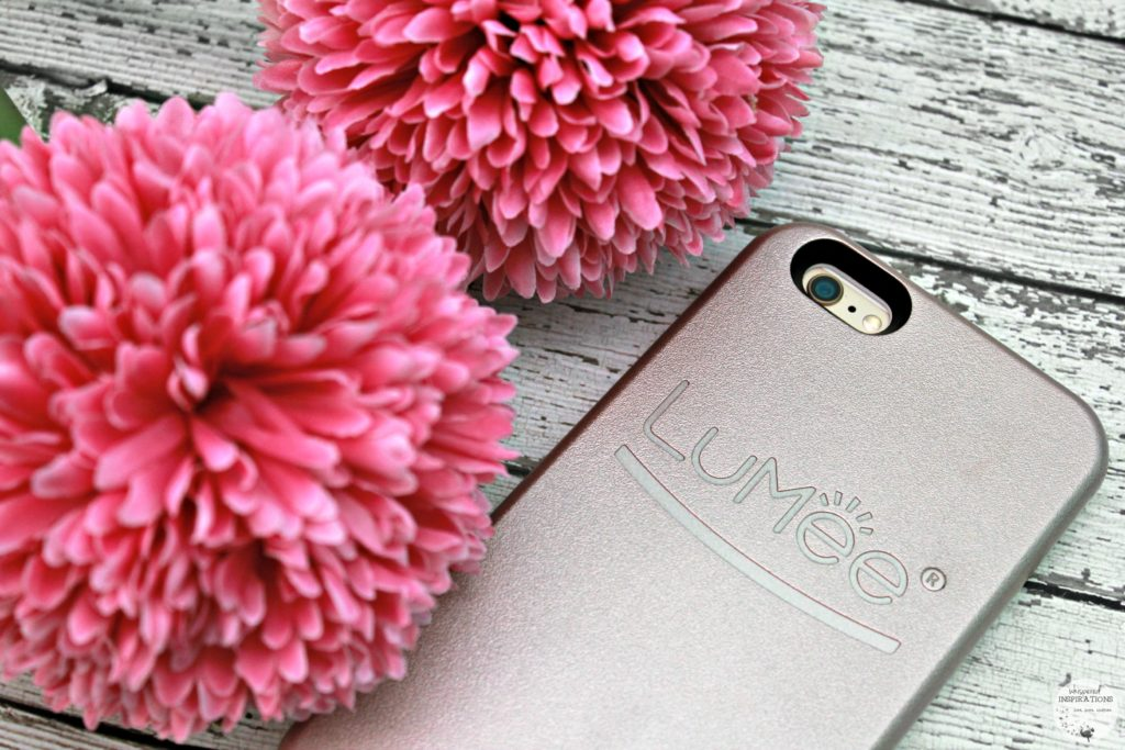 Take the Perfect Selfie with LuMee Smartphone Case + Giveaway! #tech