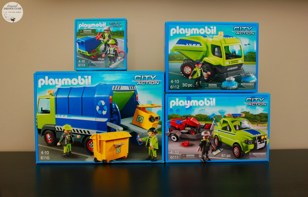 Playmobil City Action Theme Sets: Let Their Imagination Soar This Spring!