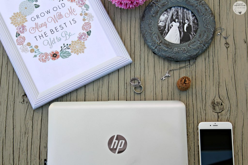 Creating DIY Decor & Showcasing Memories + Free PRINTABLES! #HPTreatsMoms