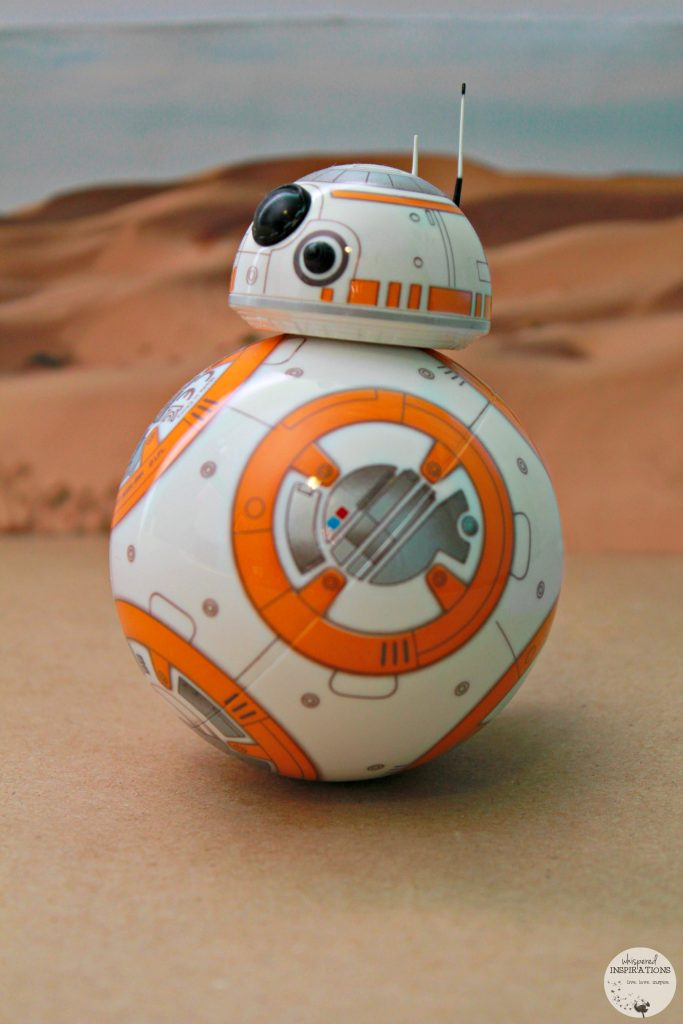 The BB-8 by Sphero: The Droid You've Been Looking For! #tech