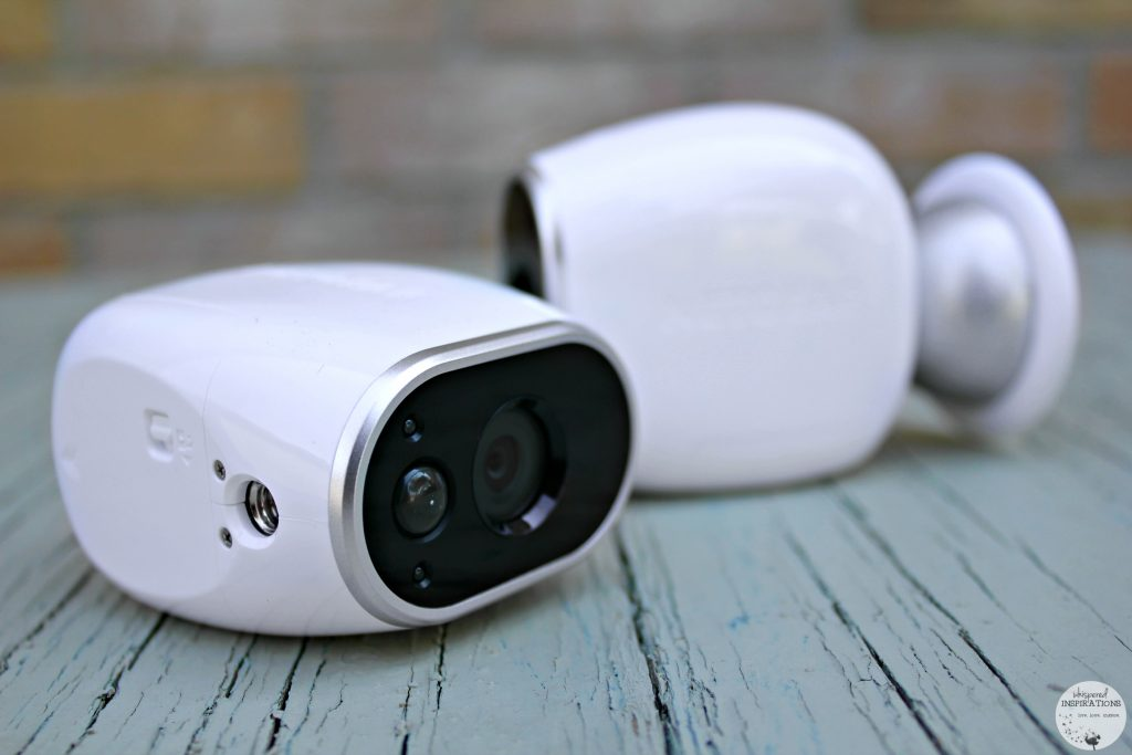 Have Peace of Mind with the Arlo Wire-Free Security System with 2 HD Cameras by NETGEAR. #tech