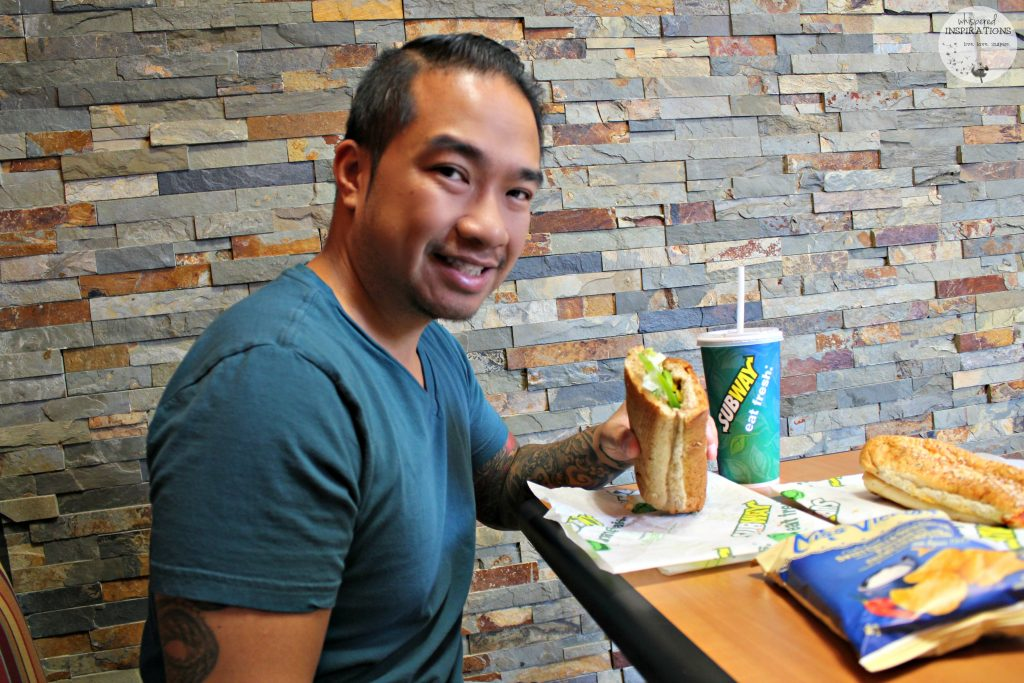 Have You Ever Had a Sandwish? #SUBWAYSandwish See how telling us what your #SUBWAYSandwish can win you something delicious.