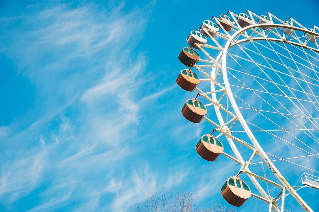 5 Best Amusement Parks In The US. #travel