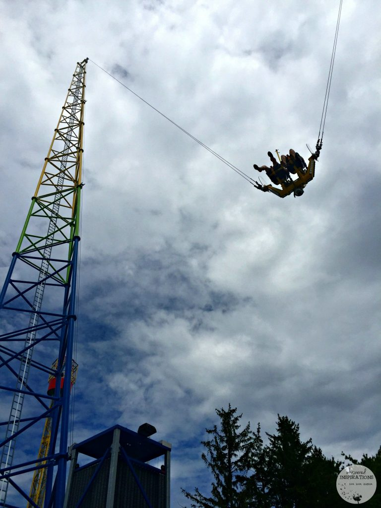 Watch the Ultimate Thrills Circus at Canada's Wonderland! #CWbestday