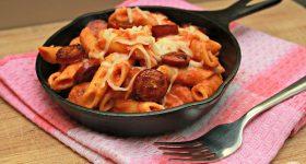 Italian Sausage Penne