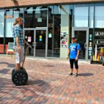 Tour the Distillery District via Segway with Go Tours Canada! #travel