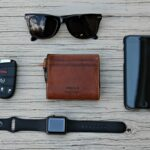 Charge Your iPhone with a NOMAD Horween Leather Charging Slim Wallet. #tech