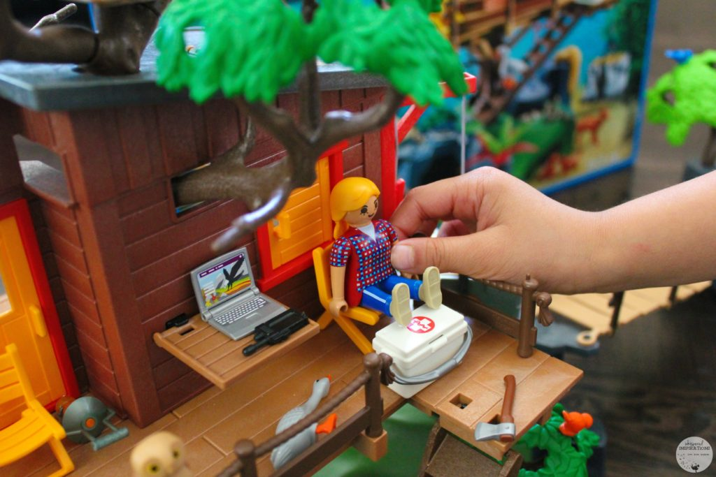 Summer Fun with PLAYMOBIL Adventure Tree House + Giveaway!