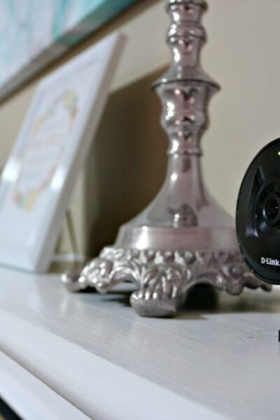 The mydlink® Wi-Fi HD Day/Night Network Camera: Monitor Your Home without Monthly Fees + Giveaway! #tech