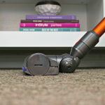Break Free from the Cord & Clean Effortlessly w/ the Dyson V8 Absolute! #DysonClean