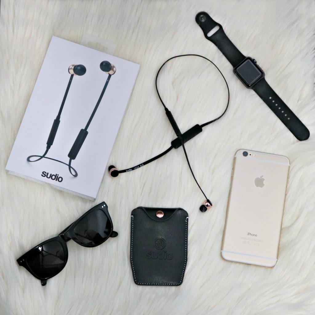 Enjoy Wireless Freedom with Stylish Vasa BLÅ Headphones from Sudio Sweden! #tech
