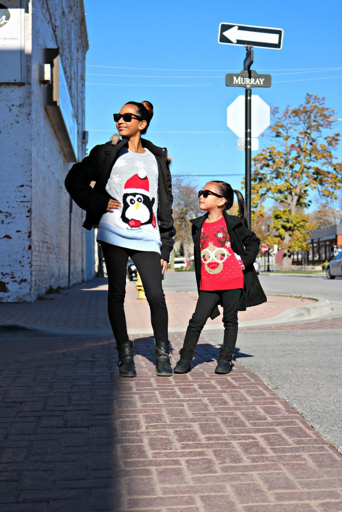 Get Festive this Holiday Season with Christmas Sweaters from Walmart! #SaveMoneyStyleBetter