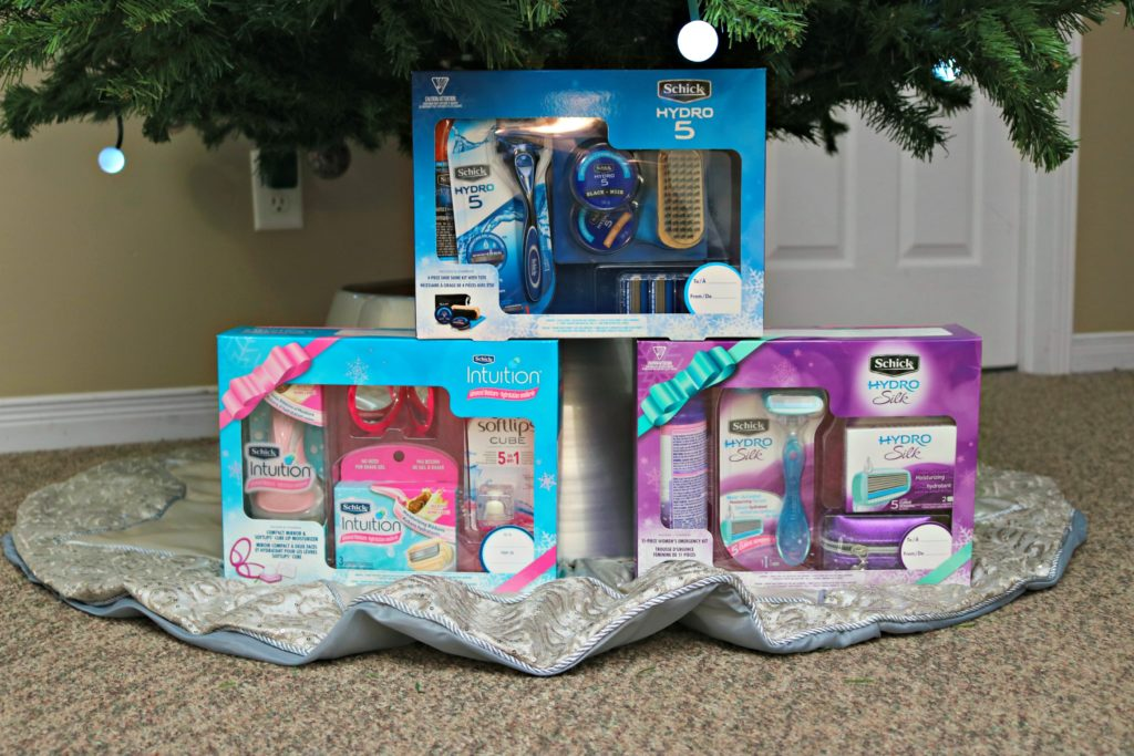 Give the Gift of Smooth Skin with Schick Holiday Gift Sets!