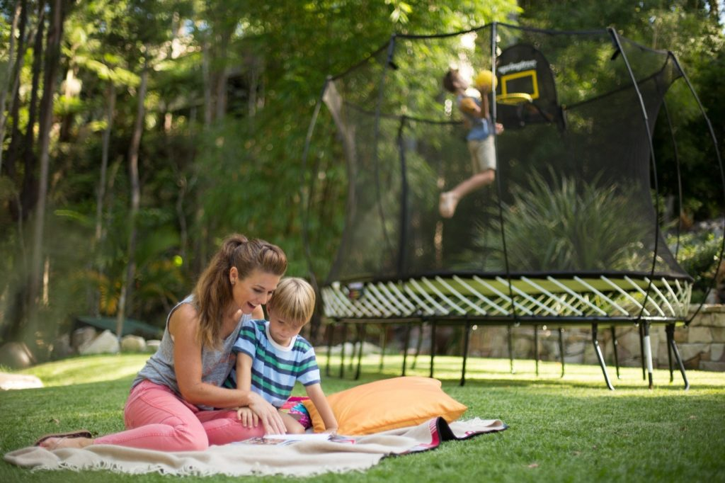 There's A Fun and Safe New Trampoline Available in Your Area!