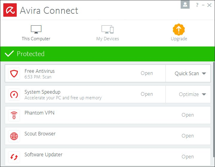 Avira: The Best Security Suite for Windows and Mac. #tips