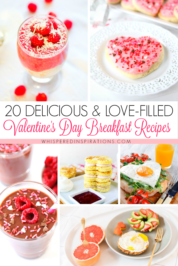 20 Delicious Love Filled Valentine S Day Breakfast Recipes Whispered Inspirations