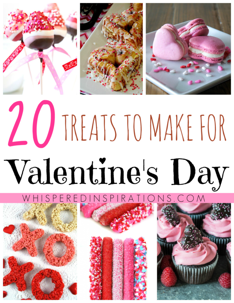 Valentine's Day Treats That Will Make Your Heart Flutter!
