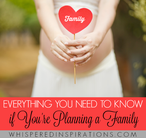 Everything You Need to Know if You Are Prepping or Planning for a Family! #ChurchAndDwight