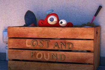SNEAK PEEK: Pixar's New Short Film 'Lou' is Heartfelt & Delves Into Schoolyard Bullying. #DisneySMMC