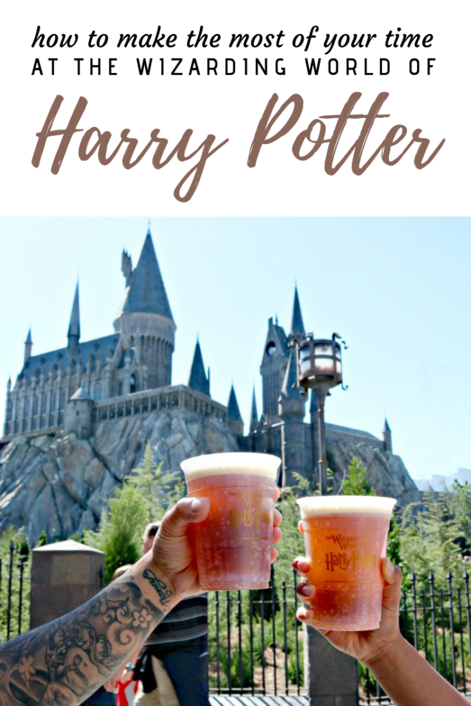 The Wizarding World of Harry Potter. If you are a fan of Harry Potter, you'll be blown away. Discover what you can see & do when you visit Universal Studios! #UniversalStudios #UniversalMoments #HarryPotter #WizardingWorldofHarryPotter #Florida