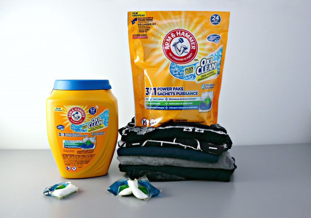 10 Not-So-Dirty Laundry Secrets + WIN a 1-Year Supply of Arm & Hammer Laundry Detergent! #AHFreshPerspective
