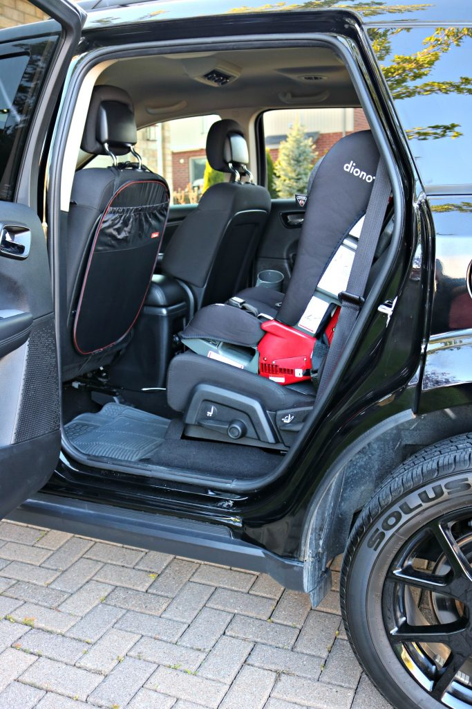 Ride in Style & Ultimate Protection with the Rainier Convertible + Booster Seat!