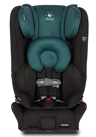 Win a Diono Rainier Convertible + Booster Car Seat!